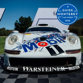 Love Porsche? You'd Feel At Home At The Werks Reunion