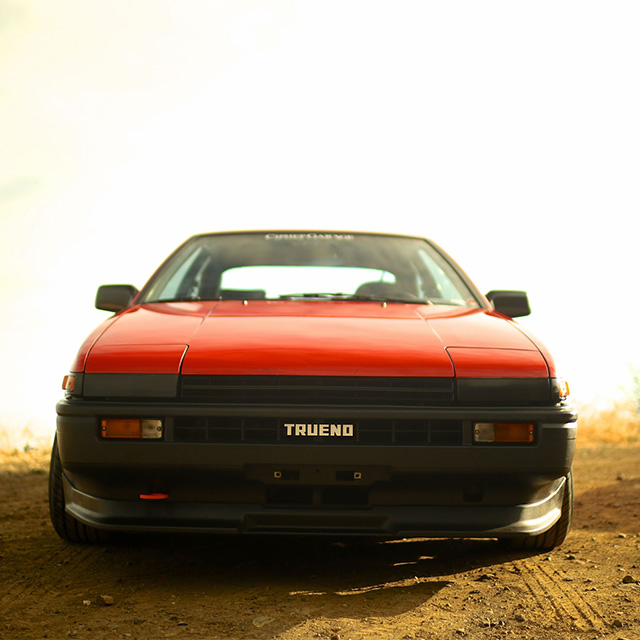 A Brief History of the Toyota AE86 Corolla