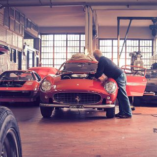 The Incredible Workshops of Maranello's Master Craftsmen