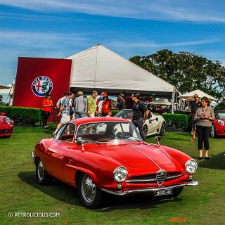 A Day Among Legends At Concorso Italiano
