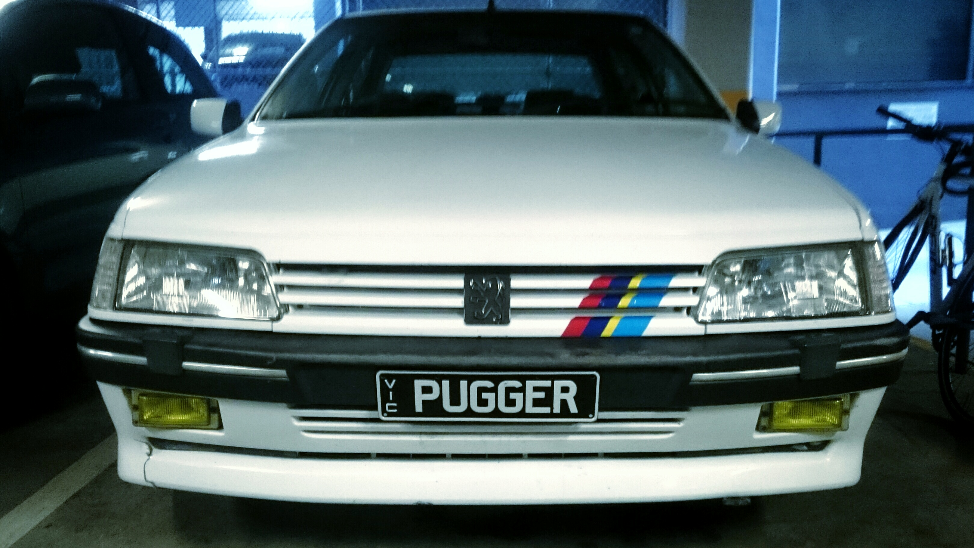 In Appreciation Of Peugeot Sport's Iconic Colors