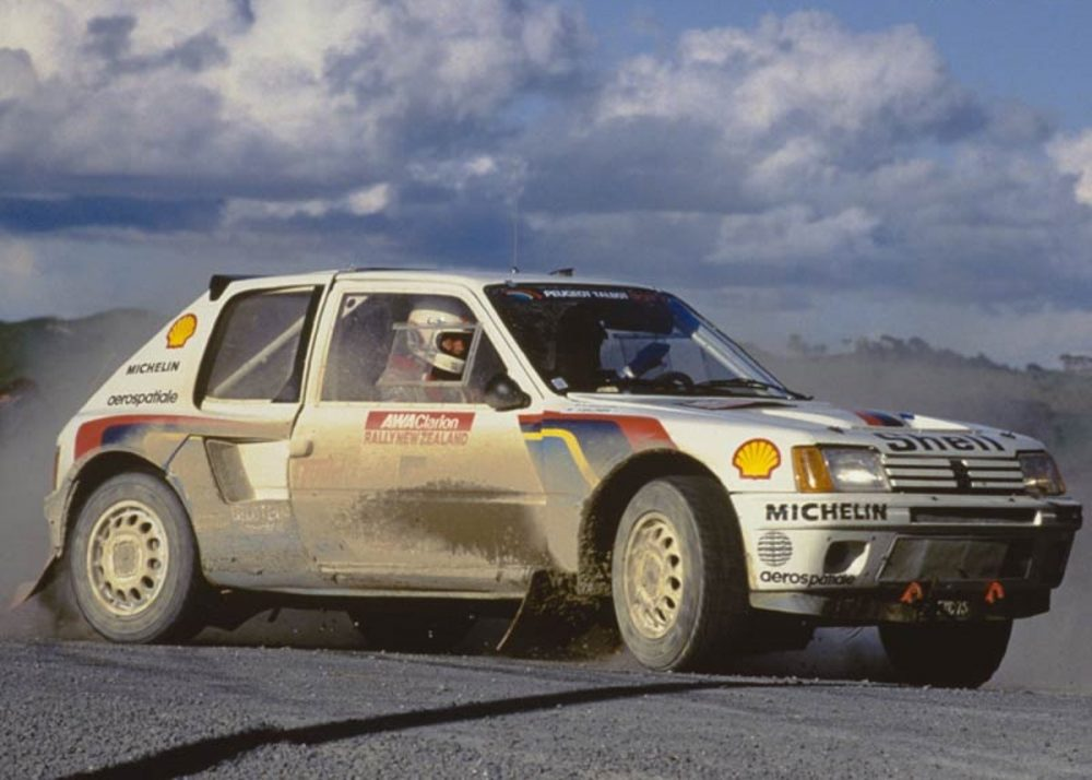 In Appreciation Of Peugeot Sport\'s Iconic Colors • Petrolicious