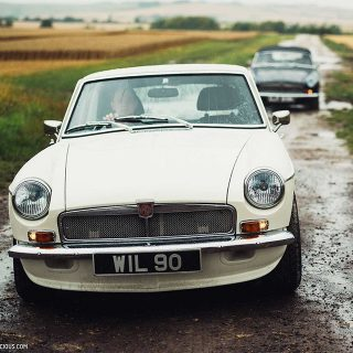 This MG Love Affair Spans Three Generations
