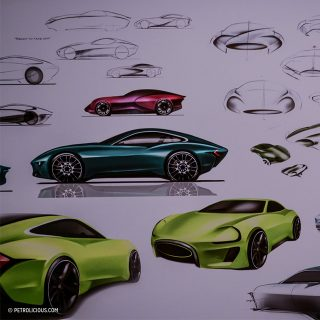 Students Show The Future Of Cars Is Bright