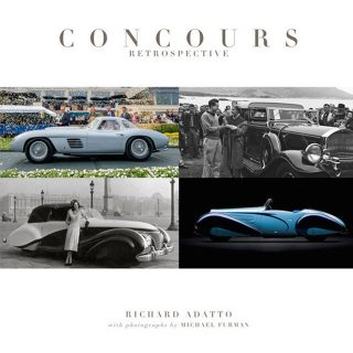 A History Elegance Comes Alive In Concours Retrospective