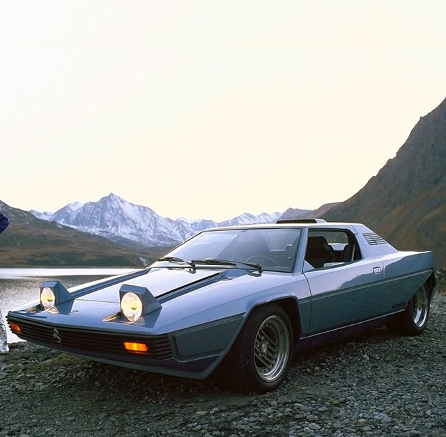 Five Reasons Why Your Next Car Should Be A Bertone
