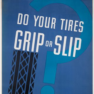 Vintage Tire Posters You'd Actually Want In Your Living Room
