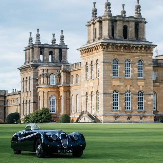Salon Privé 2015: A Pretty Palace and Prettier Cars