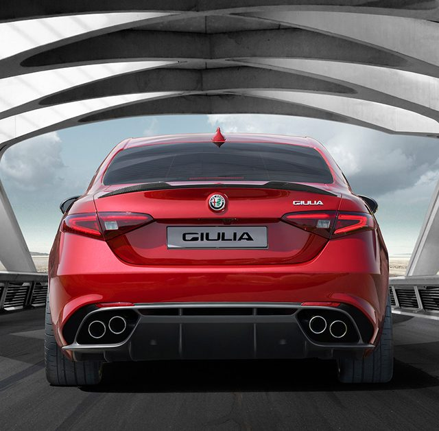 Do You Like How The Alfa Romeo Giulia QV Sounds