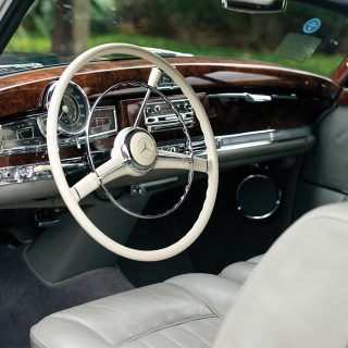 In Praise Of Wood Trim
