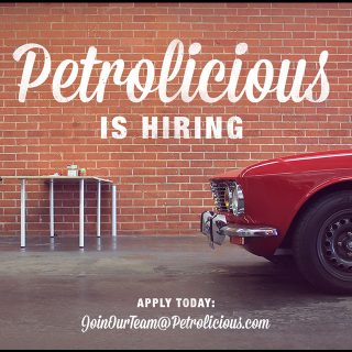 Petrolicious Is Hiring: Writers And Feature Editors