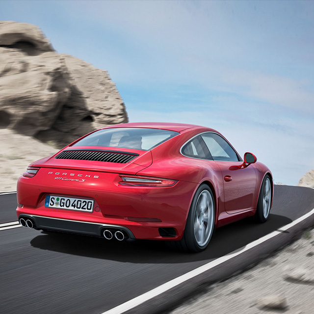 What Do We Think Of The 911's New Louvres?
