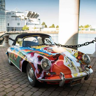 Janis Joplin's Porsche 356 is For Sale