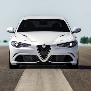 OFFICIAL: Alfa's Giulia QV Is The New 'Ring King