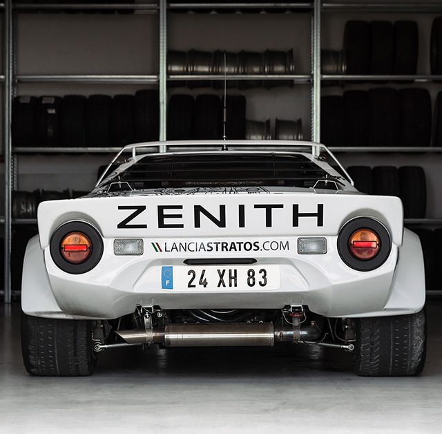 this heavenly garage only works on lancia rally cars petrolicious. Black Bedroom Furniture Sets. Home Design Ideas