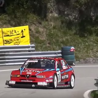 Your Speakers Are No Match For Hillclimb Cars