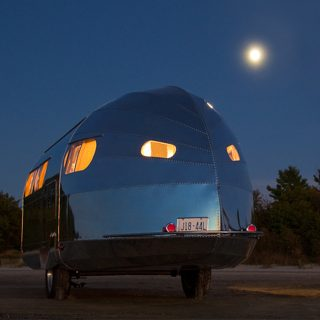 10 Photos Of The World's Most Beautiful Camping Trailer