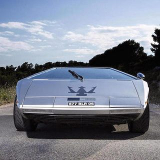Meet The $3.7 Million Maserati That Will Never Get Old