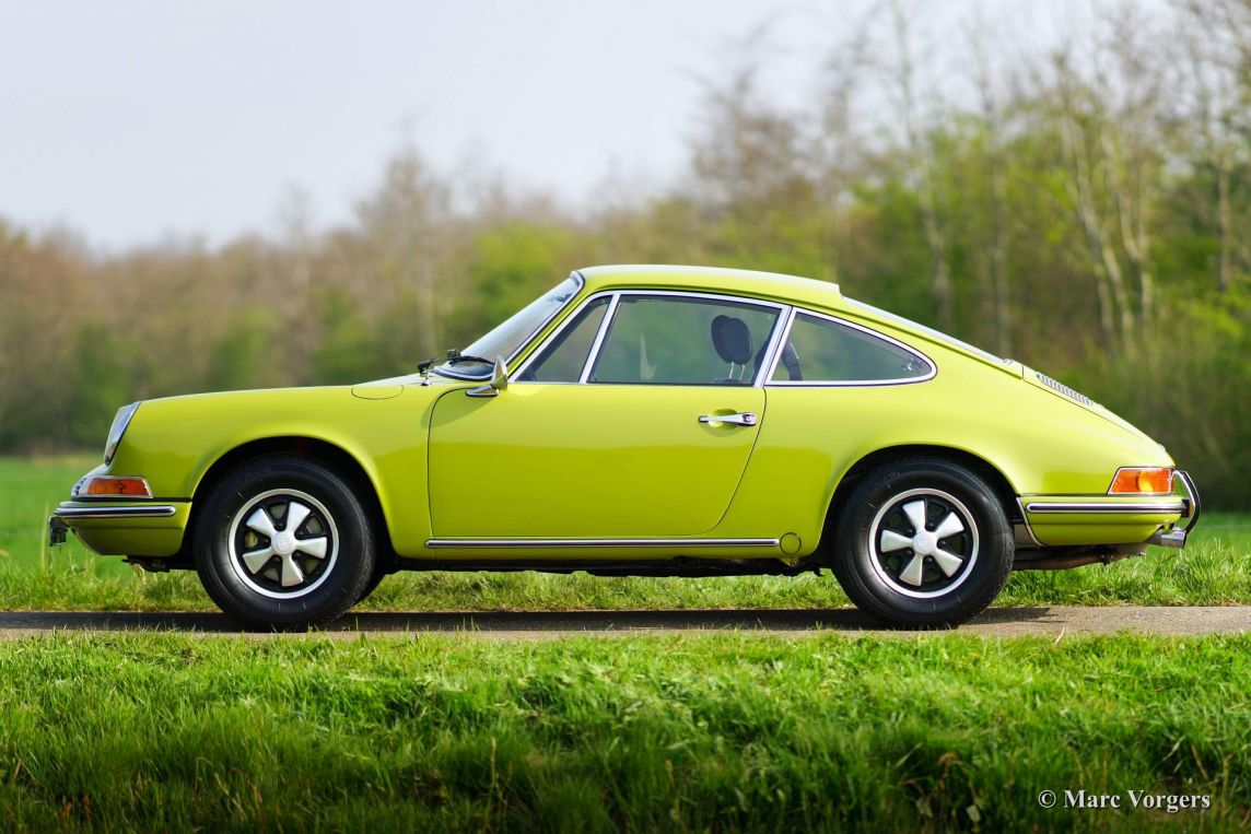 Which Classic Car Color Would You Order Today? • Petrolicious