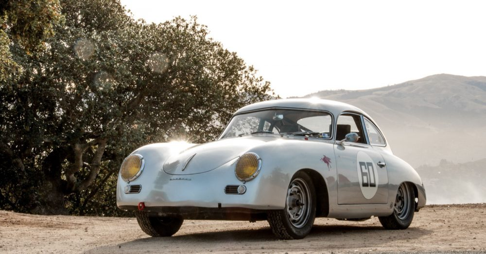 This Is What It\u0027s Like To Drive A Porsche 356 Race Car