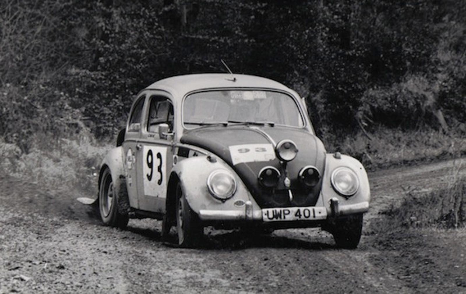 This Is What It S Like To Rally A Vw Beetle Petrolicious