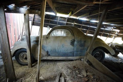 Whats The Best Barn Find Youve Ever Heard Of