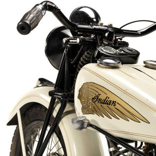 Steve McQueens '34 Indian Is For Sale