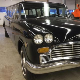 Checker Is Trying To Resurrect The Ultimate Classic Limo