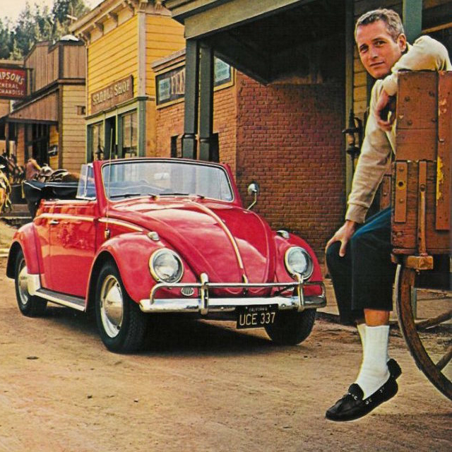 Paul Newman Was The King Of Sleeper Cars