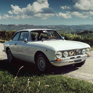 Just Because: This Is An Alfa Romeo GT Junior Done Right