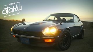This Nissan Fairlady 240Z Is An Otaku's Dream Car