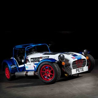 Just Because: This Caterham Photo Shoot Isn't Messing Around