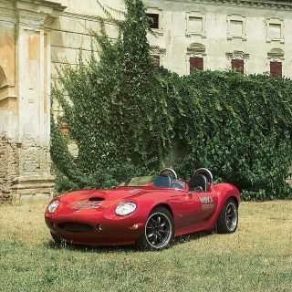 This Is The Modern Italian Roadster Of Your Dreams