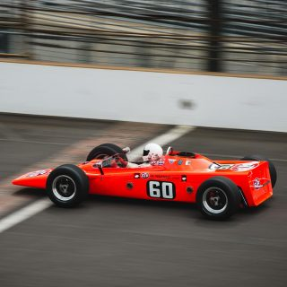 This Man Collects Turbine-Powered IndyCars