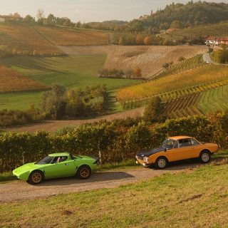 Just Because: Watch This Lancia Stratos Duel With A Fulvia