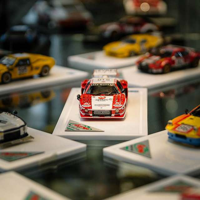 Just Because: This Is The Beautiful World Of Scale Models
