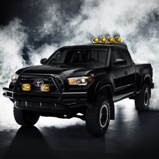 What Do You Think Of Toyota's Back To The Future Tacoma?