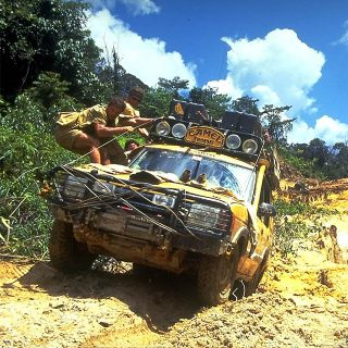 10 Offroad Driving Lessons From The Camel Trophy