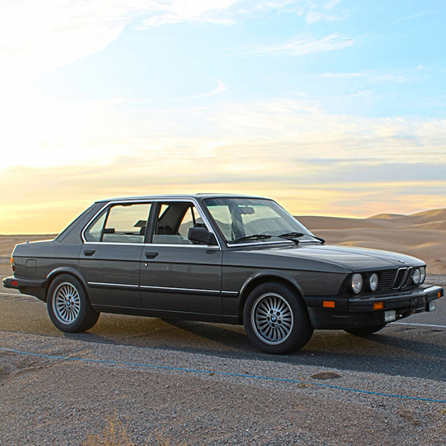 Meet The Couple Inspired By Petrolicious To Get A BMW