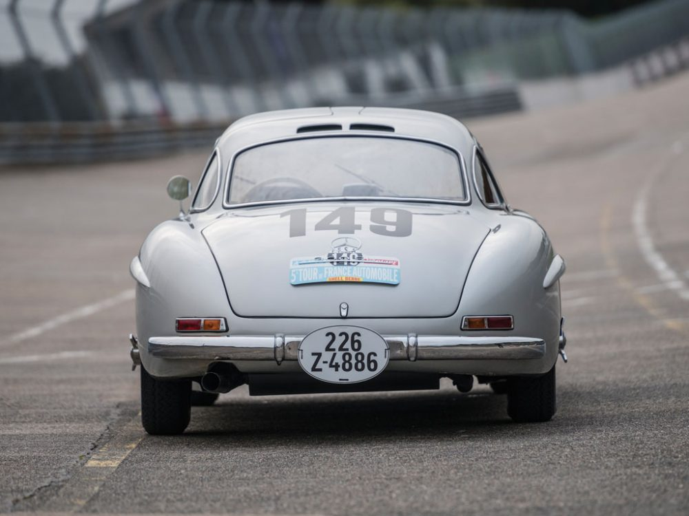 For Sale: The Mercedes-Benz 300 SL Gullwing Race Car Of Your Dreams ...