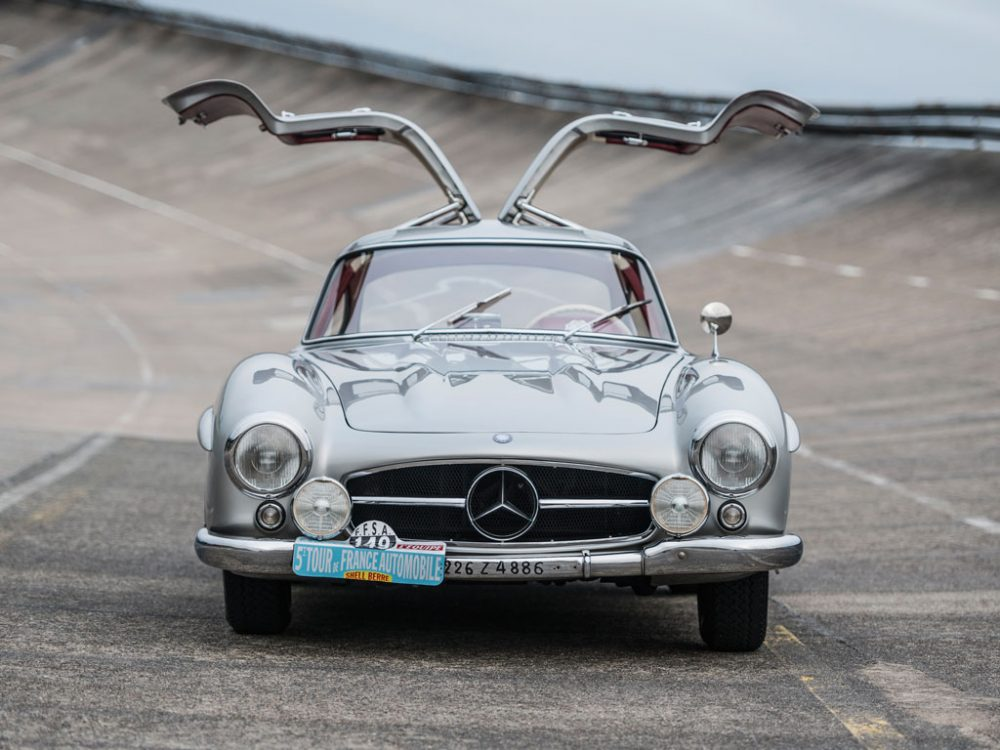 For Sale The Mercedes Benz 300 Sl Gullwing Race Car Of Your Dreams