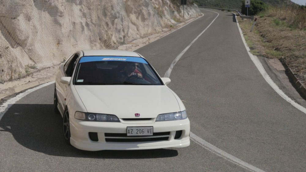 why is the integra type r so perfect from the driver s seat