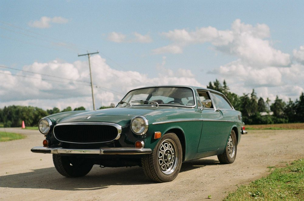 Want An Affordable Spy Car? Try The Volvo P1800 • Petrolicious