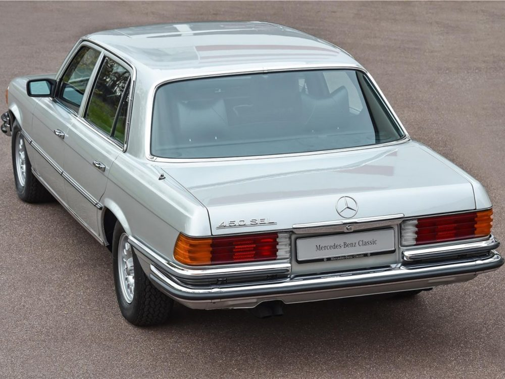 Would You Buy A Classic Car Directly From Mercedes-Benz? • Petrolicious