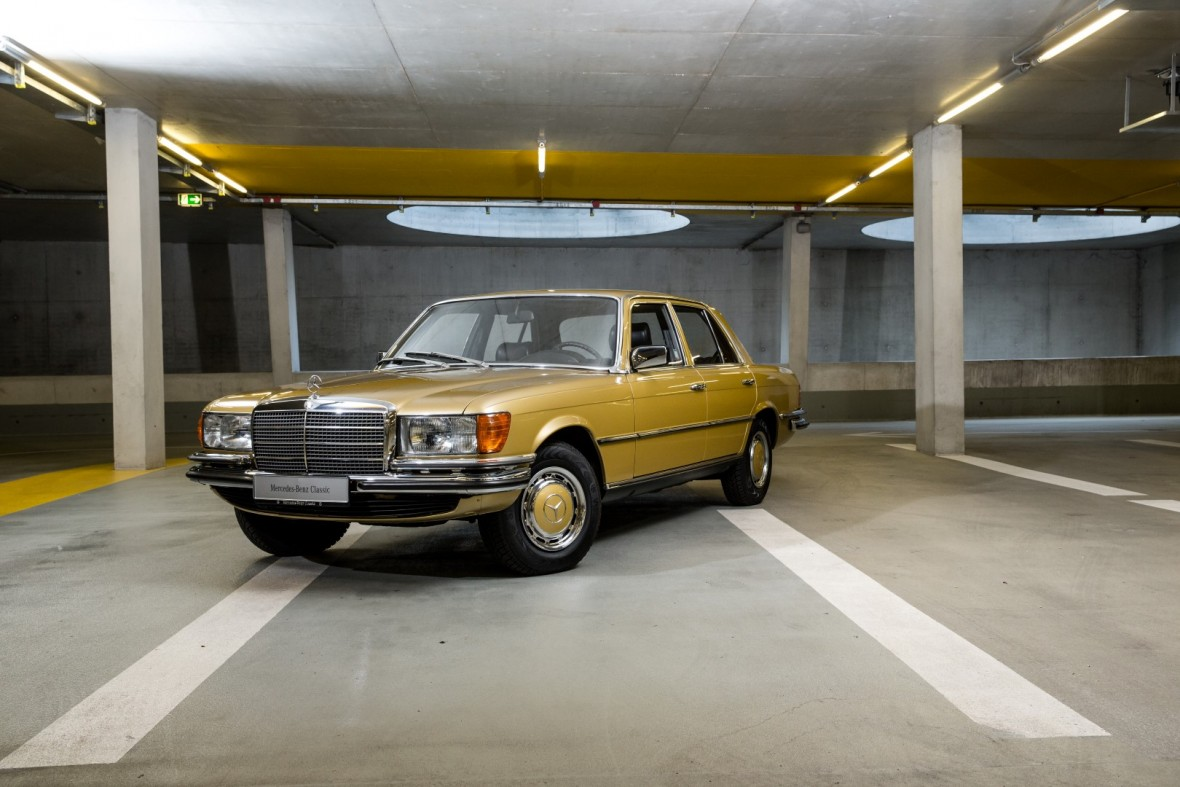Would you buy a classic car directly from mercedes benz for Buying a mercedes benz