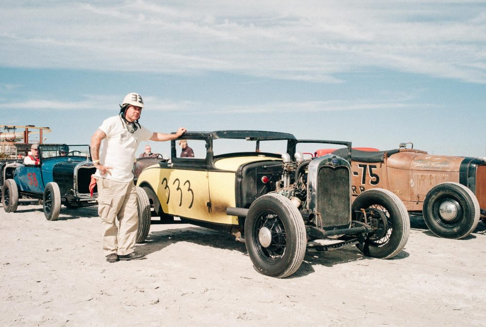 The Race Of Gentlemen: Vintage Hot Rod Beach Storming At Its Finest ...