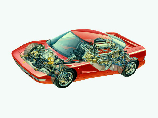 What S Up With Ferrari S Forgotten All Wheel Drive Supercar Petrolicious