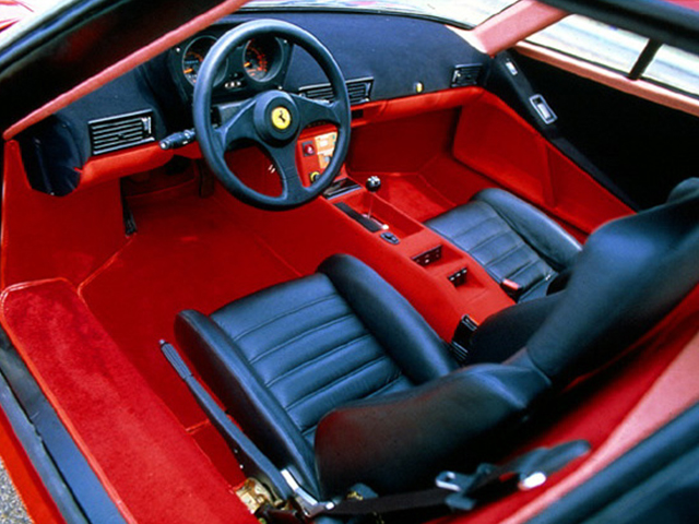 All Wheel Drive Cars List >> What S Up With Ferrari S Forgotten All Wheel Drive Supercar