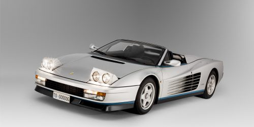 For Sale A Bespoke Ferrari Testarossa Spider Made For The