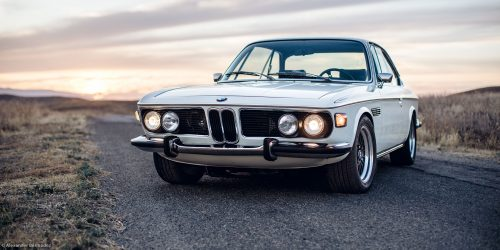 There's Nothing Quite Like A BMW 3 0 CS With Hidden